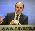 Ayerdi defiende la aportación de Navarra al Estado para los pagos adelantados del TAV