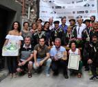 Begoña Iriso gana en Tafalla la XXIII edición del premio Rugiador