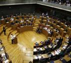El Parlamento plantea realizar un homenaje a empresarios extorsionados por ETA