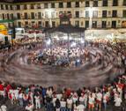 Noches de baile y fuego en Tudela