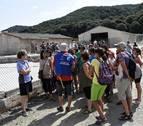 El Pimiento del Piquillo y la Sal de Manantial, 'hermanados' en Salinas de Oro