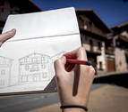 Finaliza la escuela de arquitectura de verano de Baztan