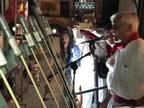 'Perico' despide las fiestas de Tudela con un mensaje de felicidad