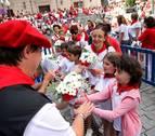 Programa de Fiestas de Tudela para este jueves 25 de julio de 2019