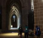 """Un julio """"histórico"""" suma 6.000 visitas en la catedral de Pamplona"""