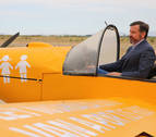 Una avioneta de Hazte Oír sobrevolará la costa española contra la