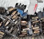 La ONU comienza a sacar de zonas guerrilleras las armas entregadas por las FARC