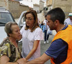 Concluye el confinamiento en las viviendas de Molinicos por el incendio de Yeste