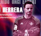 El portero Manu Herrera ficha por Osasuna
