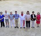 La Coral San Miguel y la Asociación Diego Gómez abren las fiestas de Larraga