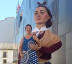 Por decisión popular, la giganta Josefa de la comparsa tirará el cohete