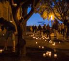Este sábado, último paseo por 'La muralla a la luz de las velas'