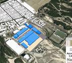 Un nuevo polígono industrial en Caparroso acogerá a seis empresas locales