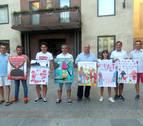 Juanjo Romano gana el concurso de carteles de fiestas de Cascante