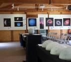 Astronomía accesible en los depósitos de agua de Mendillorri
