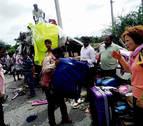 Cuatro españoles muertos y 9 heridos en un accidente de autobús en la India