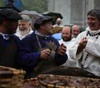 El Día del Hierro, una recreación medieval
