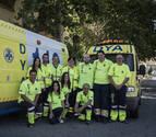 Voluntarios de la DYA, los héroes anónimos de la explosión de Puente la Reina