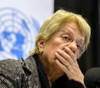Renuncia una jurista de la comisión de investigación sobre crímenes en Siria