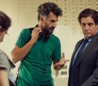 El realizador vasco Ibon Cormenzana rueda en la Clínica Ubarmin su tercera película