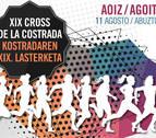 Aoiz acoge este próximo viernes el 'XIX Cross de la Costrada'