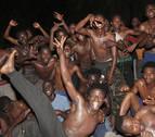 Un error de coordinación propició la entrada masiva de inmigrantes a Ceuta