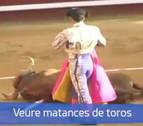 Una campaña independentista identifica  a España con Franco, los toros y Florentino Pérez