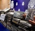 Detenido en Valencia tras huir tres kilómetros y saltarse un control con 482 kg de cocaína