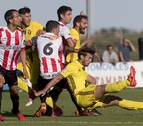 Así les hemos contado el partido entre la UD Logroñés y Osasuna
