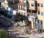 El muerto en la explosión de Tudela de 2016 fabricó una bomba para suicidarse