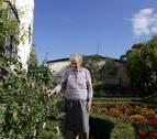 Nati, de 99 años, tirará el cohete de Uterga