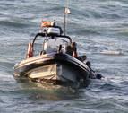 Unos 80 inmigrantes tratan de entrar en Ceuta por la playa