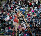 Un espectáculo de música, luces y proyección da inicio al Festival de las Murallas