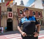 Las últimas fiestas como Policía Municipal de uno de sus agentes veteranos