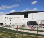 Pamplona construirá un polideportivo junto al colegio de Buztintxuri