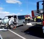 Fallece una niña de Cascante en un accidente de tráfico en La Rioja