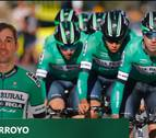 David Arroyo y Sergio Pardilla liderarán al Caja Rural en la Vuelta