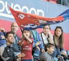 Los socios de Osasuna podrán vender su asiento en cada partido