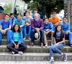 Un profesor navarro y sus 30 años entre pupitres en Ecuador