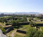 La Ciudadela acoge la exposición de doce artistas residentes en Navarra