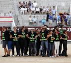 Detenidos 29 antitaurinos por saltar al ruedo de Las Ventas (Madrid)
