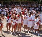 El párroco 'prende' las fiestas de Monteagudo