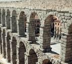 El Acueducto de Segovia está en estado crítico por las vibraciones