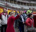 Los entresijos de la plaza de toros de Pamplona, al descubierto