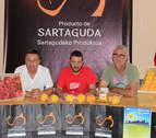 Sartaguda pone sello propio a la Feria del Melocotón