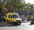 La Policía Nacional pide no compartir imágenes o vídeos sobre los heridos