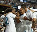 El Real Madrid noquea al Barcelona otra vez y se lleva la Supercopa