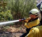 Sofocado un incendio forestal declarado este jueves en una rastrojera en Sansol