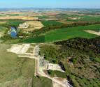 Ciudad romana de Andelo: Lecciones de historia y murmullos de agua