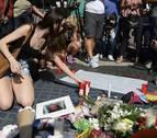 'Reporteros de móvil' en mitad de la tragedia